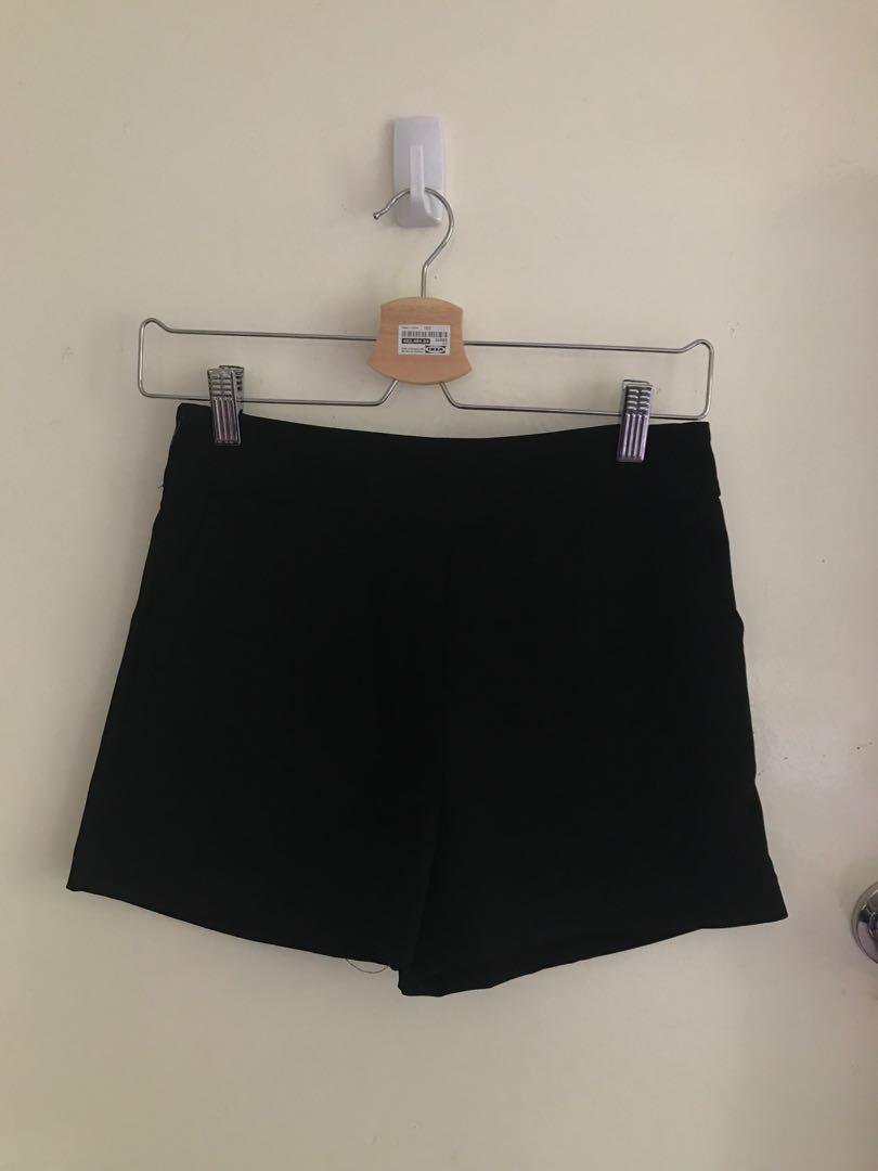 Brand New Zara Basic Summer Blazer and Shorts AU 6