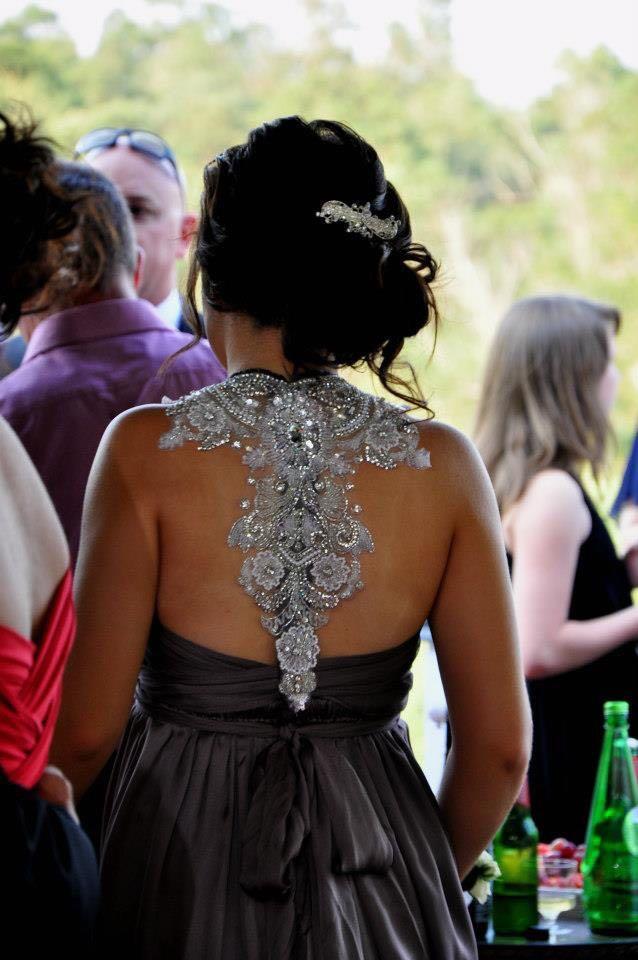 Designer Anna Campbell dress - just $350! (RRP $899)