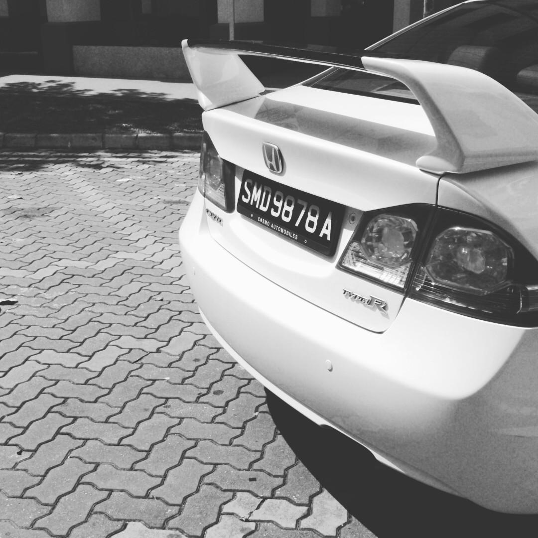 Honda Civic 1.6 for long term rental