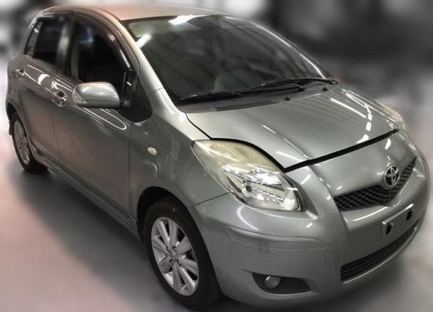 Jc car 2011年 Toyota Yaris 1.5L 頂級G版 多功能影音 電折後照鏡 方向盤快控 女用低里程車庫車