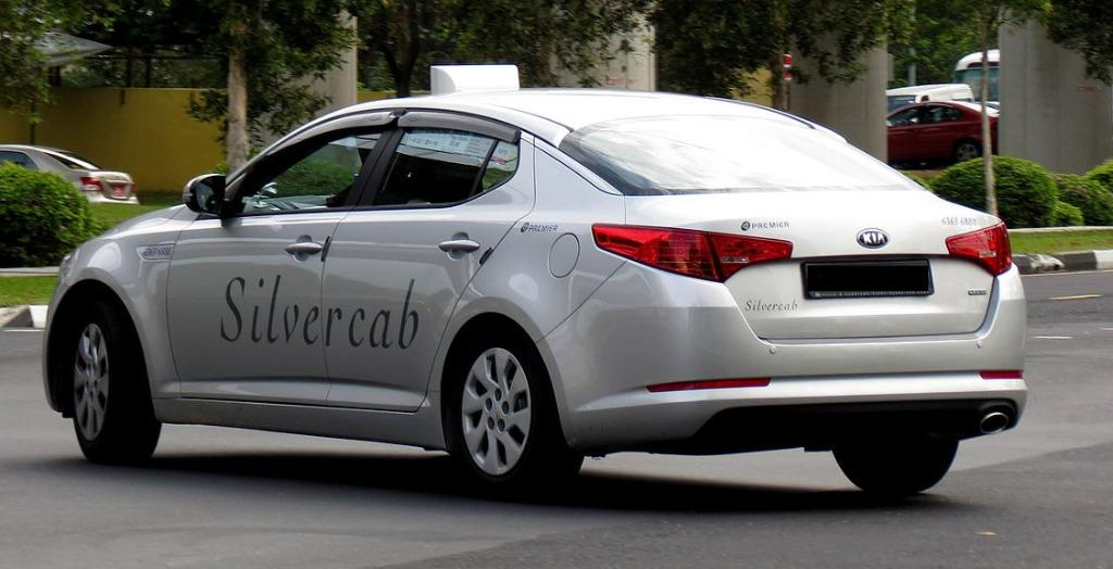 Kia Optima - JustGrab & GrabTaxi/TADA/Other bookings/Street jobs - Cheap rental - Fuel cost efficient