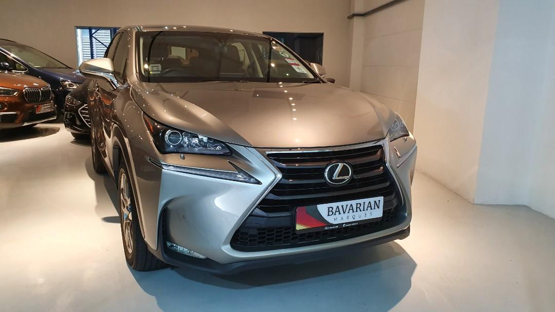 Lexus NX 200t Executive Auto