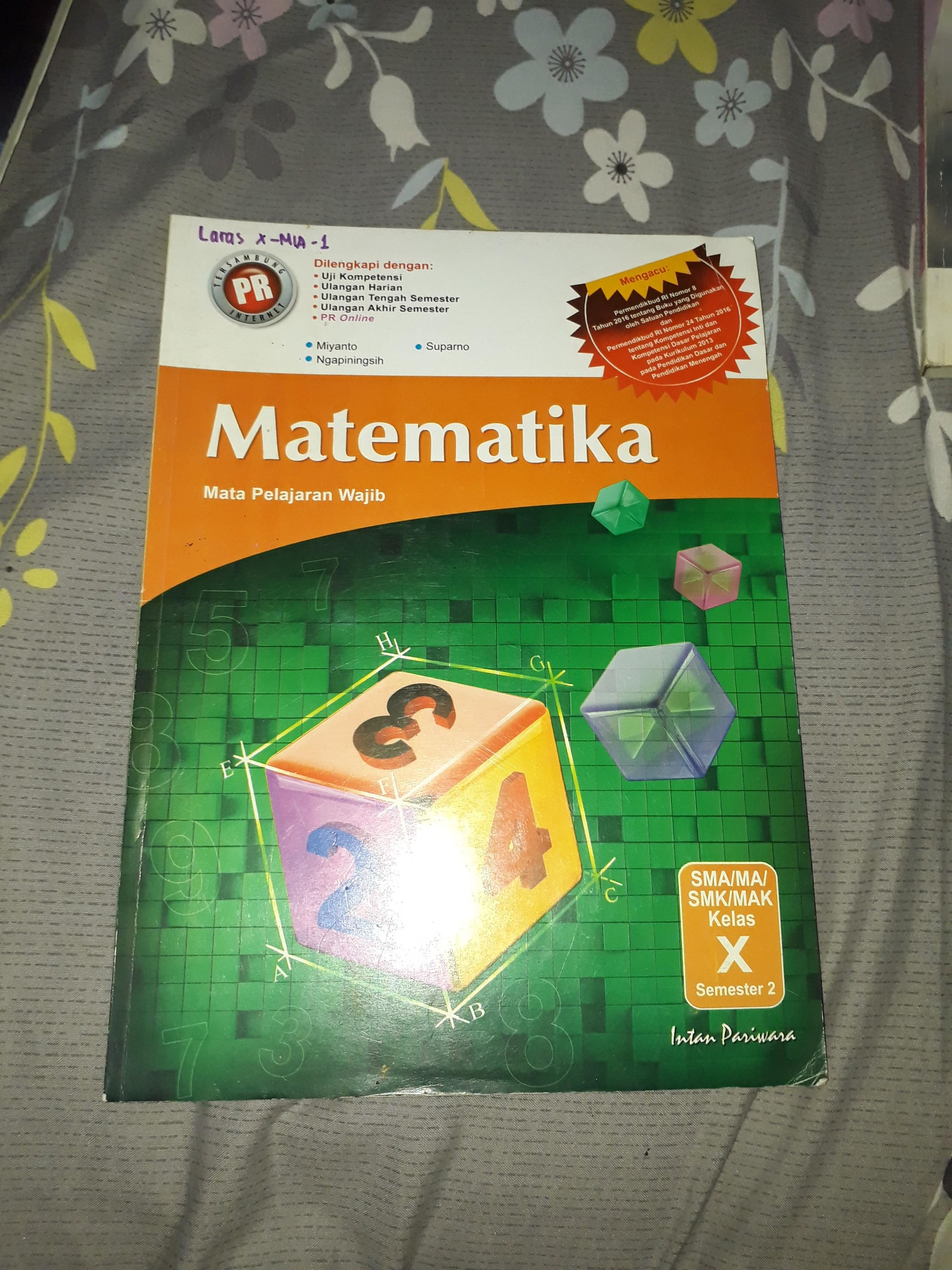 Kunci Jawaban Buku Siswa Matematika Kelas 5 Intan Pariwara