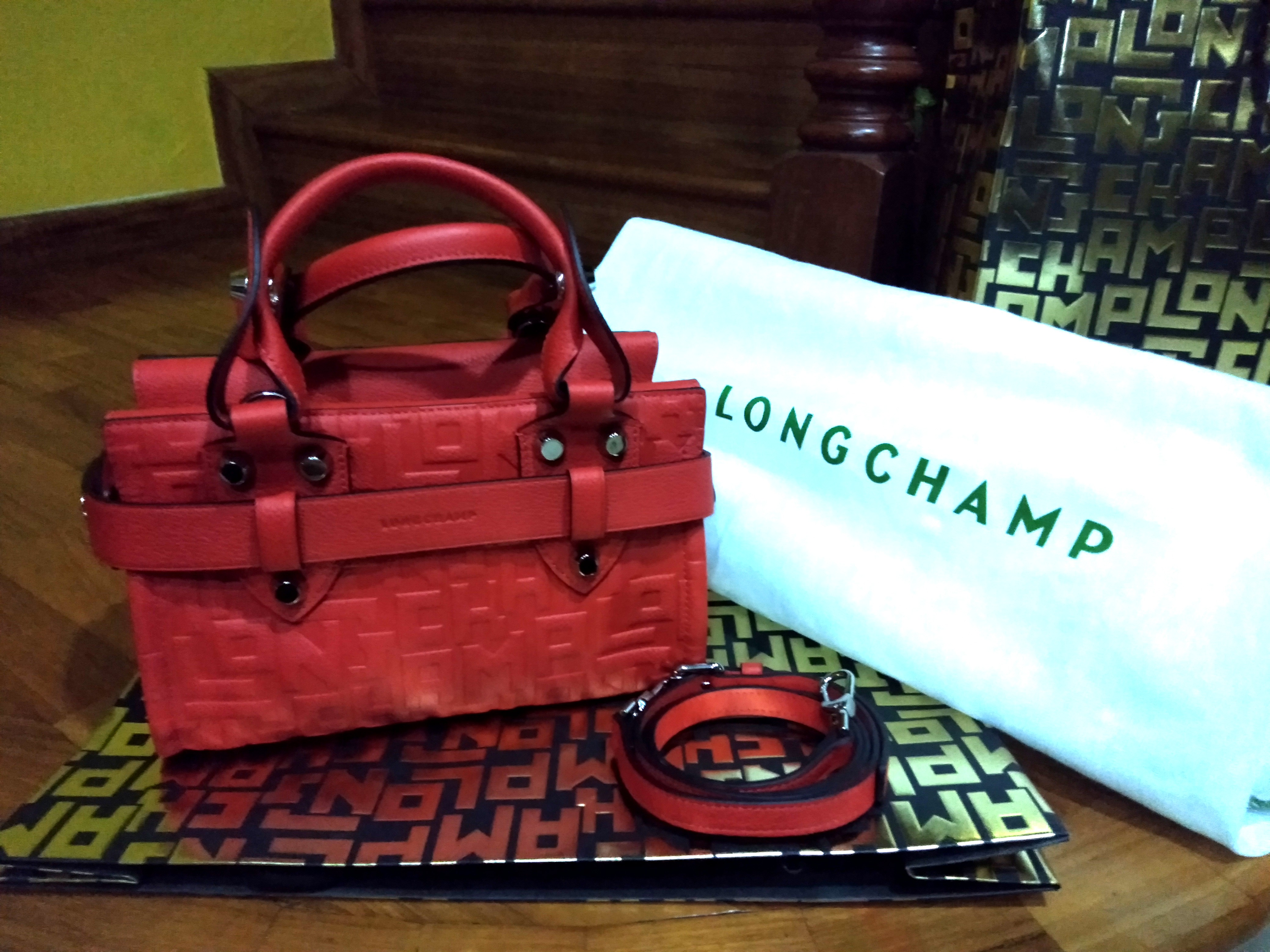 LONGCHAMP La Voyageuse small tote bag, Luxury, Bags & Wallets on ...