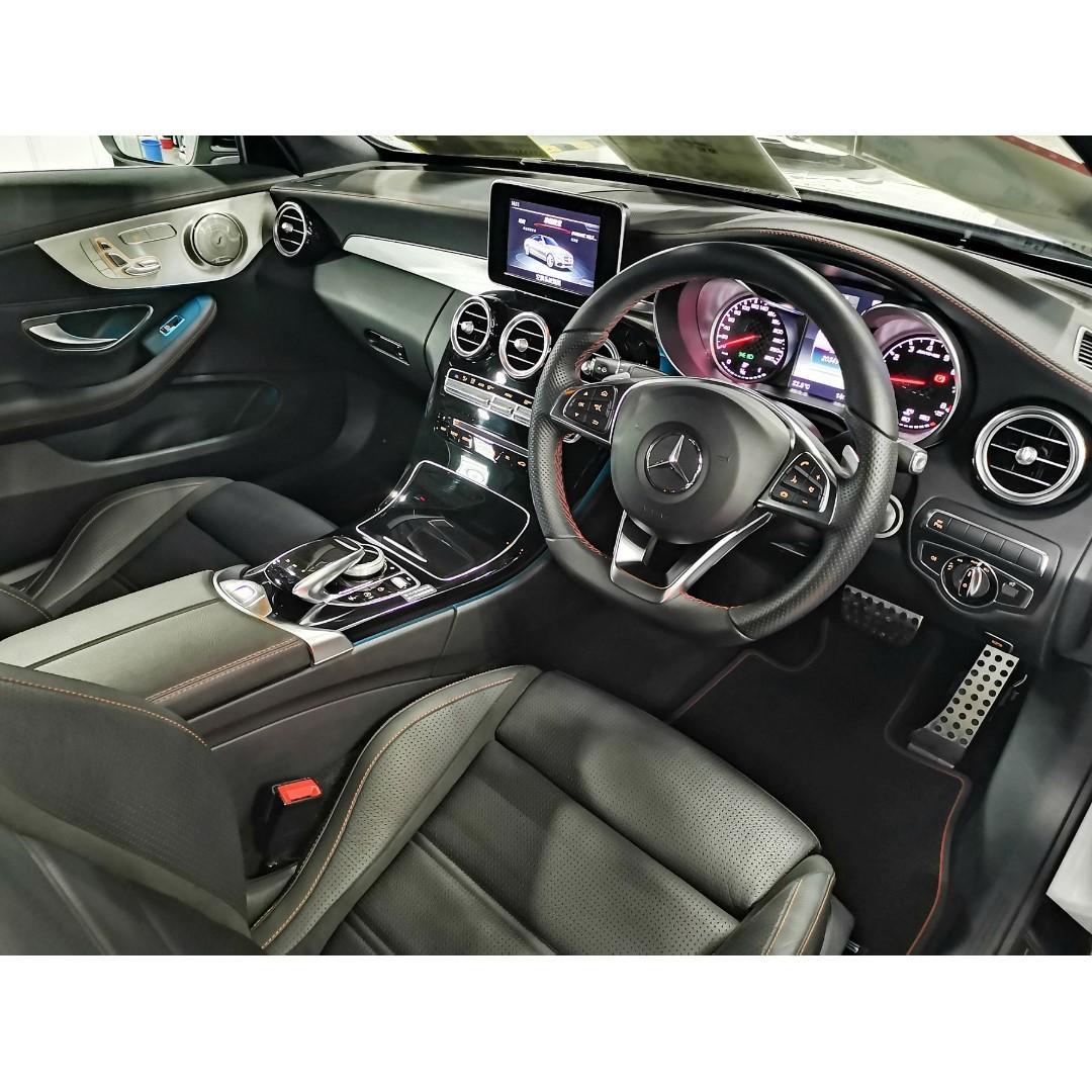 MERCEDES-BENZ C43 AMG CAB 2016年