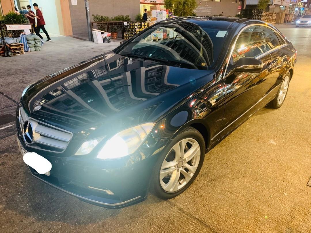 MERCEDES-BENZ E350 Coupe AMG 2009