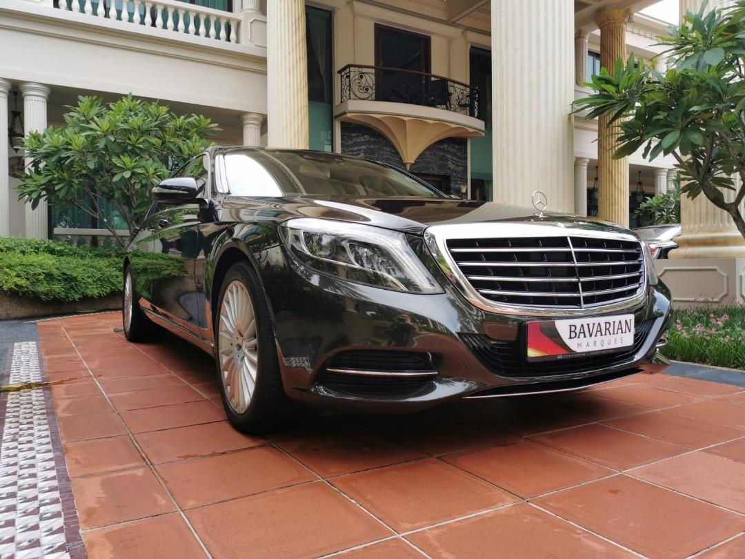 Mercedes-Benz S400L Hybrid Auto