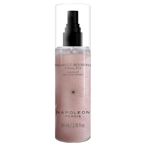 Napoleon Perdis Radiance Boosting Final Fix Setting Spray 80ml RRP$39