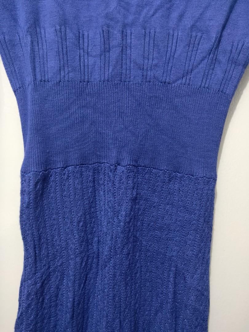 SOLD OUT & BRAND NEW WISH PICCADILLY FITTED KNIT LOOK DRESS