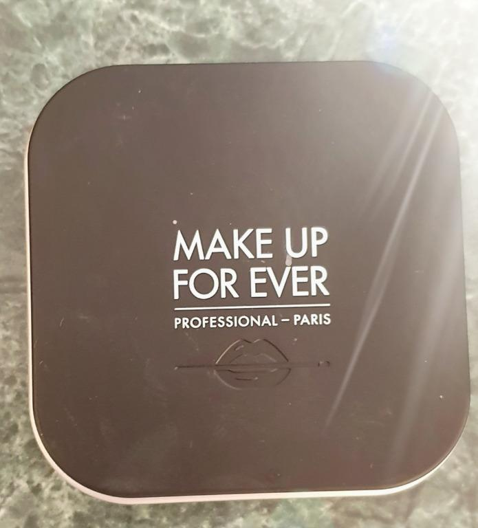 USED ONCE TRANSLUCENT Make Up For Ever Ultra HD Pressed Face Powder (6.2g of Product)