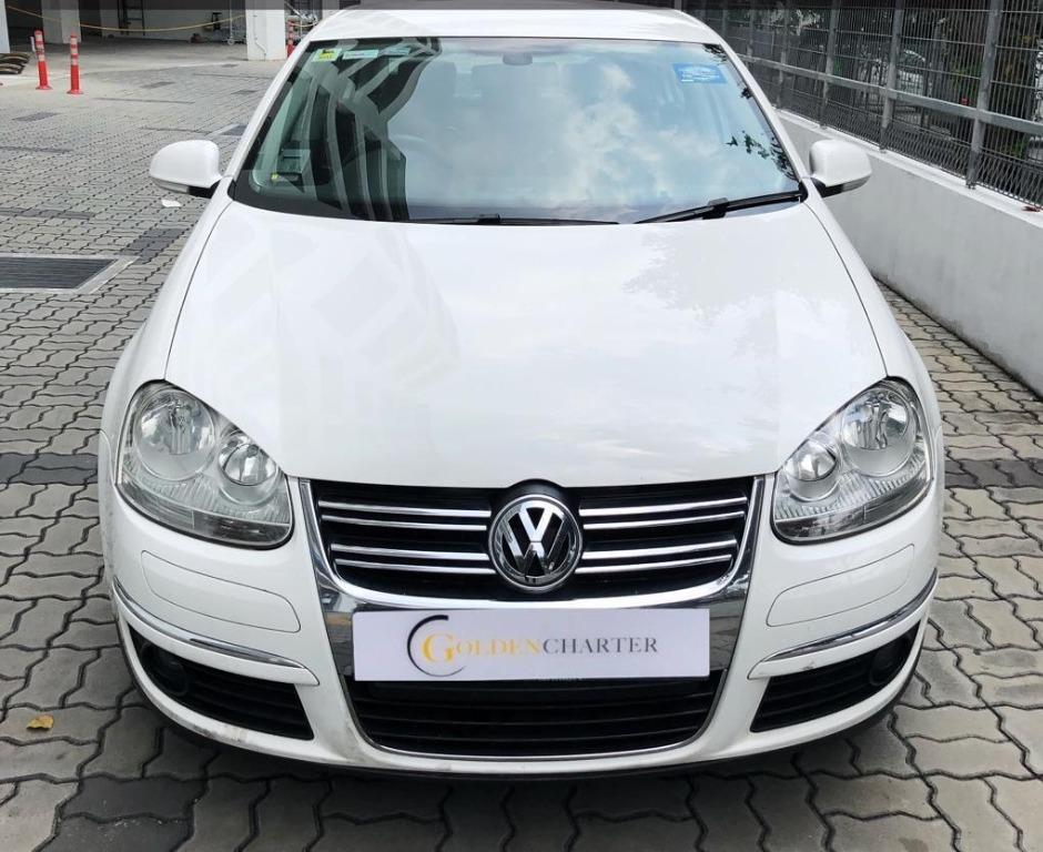 Volkswagen Jetta For Rent ! Gojek weekly rebate | Personal use