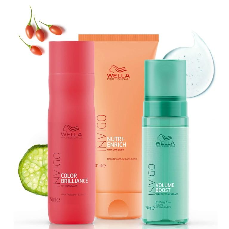 Wella Professionals Care Limited Edition Gift Set RRP$58