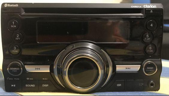 Clarion/CX501A汽車音響主機