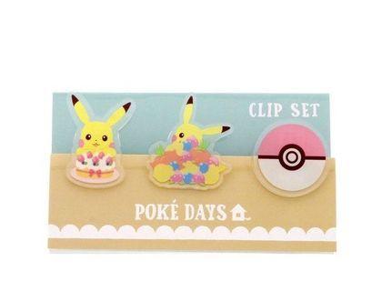 Pokémon Poké Days Clip Sets