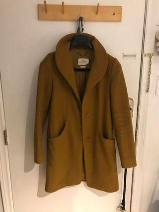 Aritzia Cocoon coat XS (Wool and Cashmere)