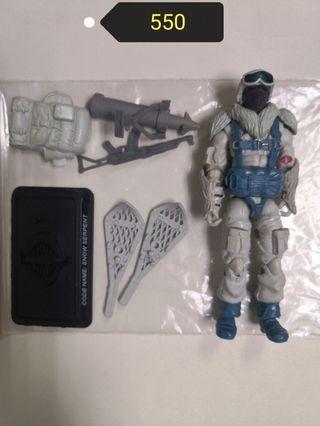 G.I. Joe 25th Cobra Snow Serpeant