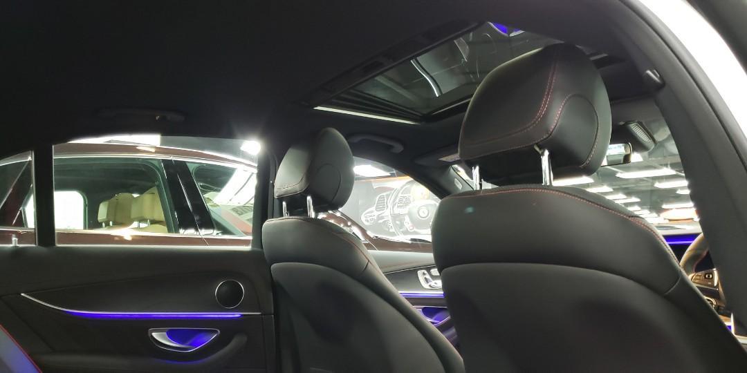 2017 MERCEDES-BENZ E43 AMG
