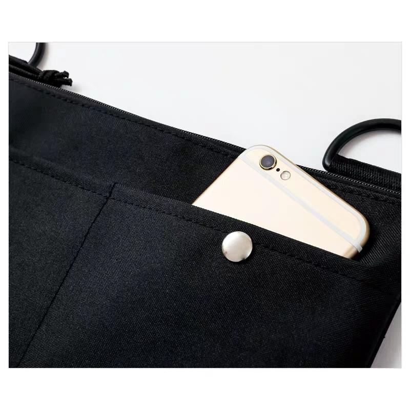 日本雜誌袋 日本雜誌款 kswiss 美式潮牌logo背帶輕便斜挎袋
