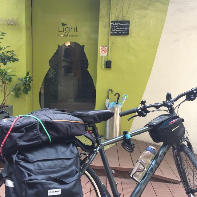 環島公路車 全配件+捷安特Escape3_2019