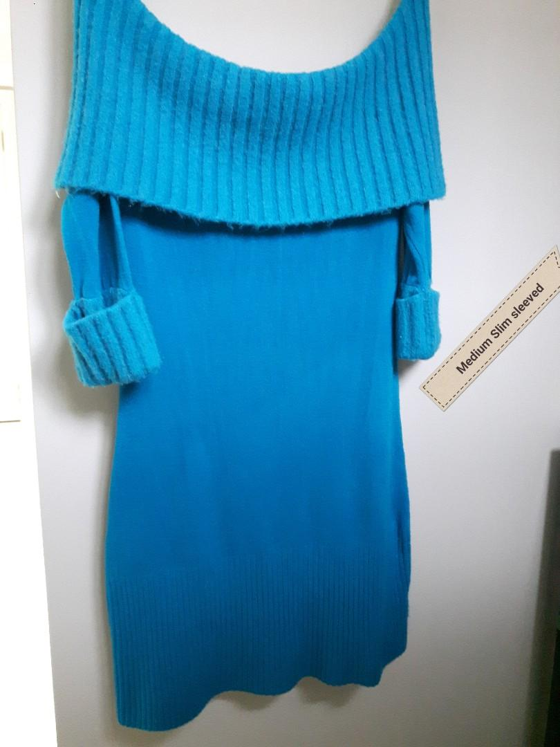 ASSORTED DRESSES CLOSET CLEANOUT (#coral, strapless, sweetheart, teal, black, sweaterdress, tiered)