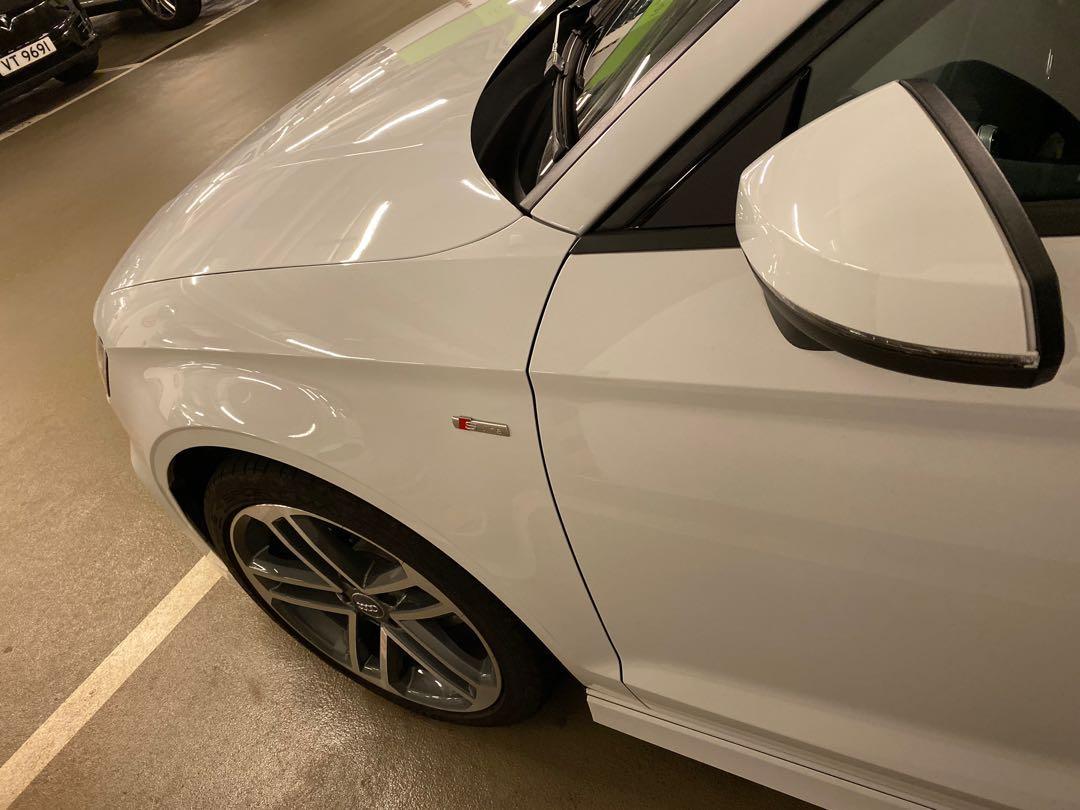 AUDI A3 Sedan TFSI 2018