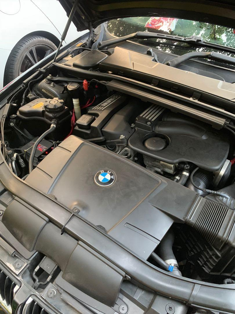 BMW 320I (1991cc) 2007 M package