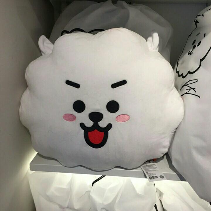 Official BT21 BTS Authentic 6.5inch 42cm Smilling Plushies