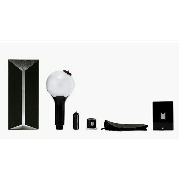 Official BTS Light Stick ARMY Bomb Ver 3/Compatible