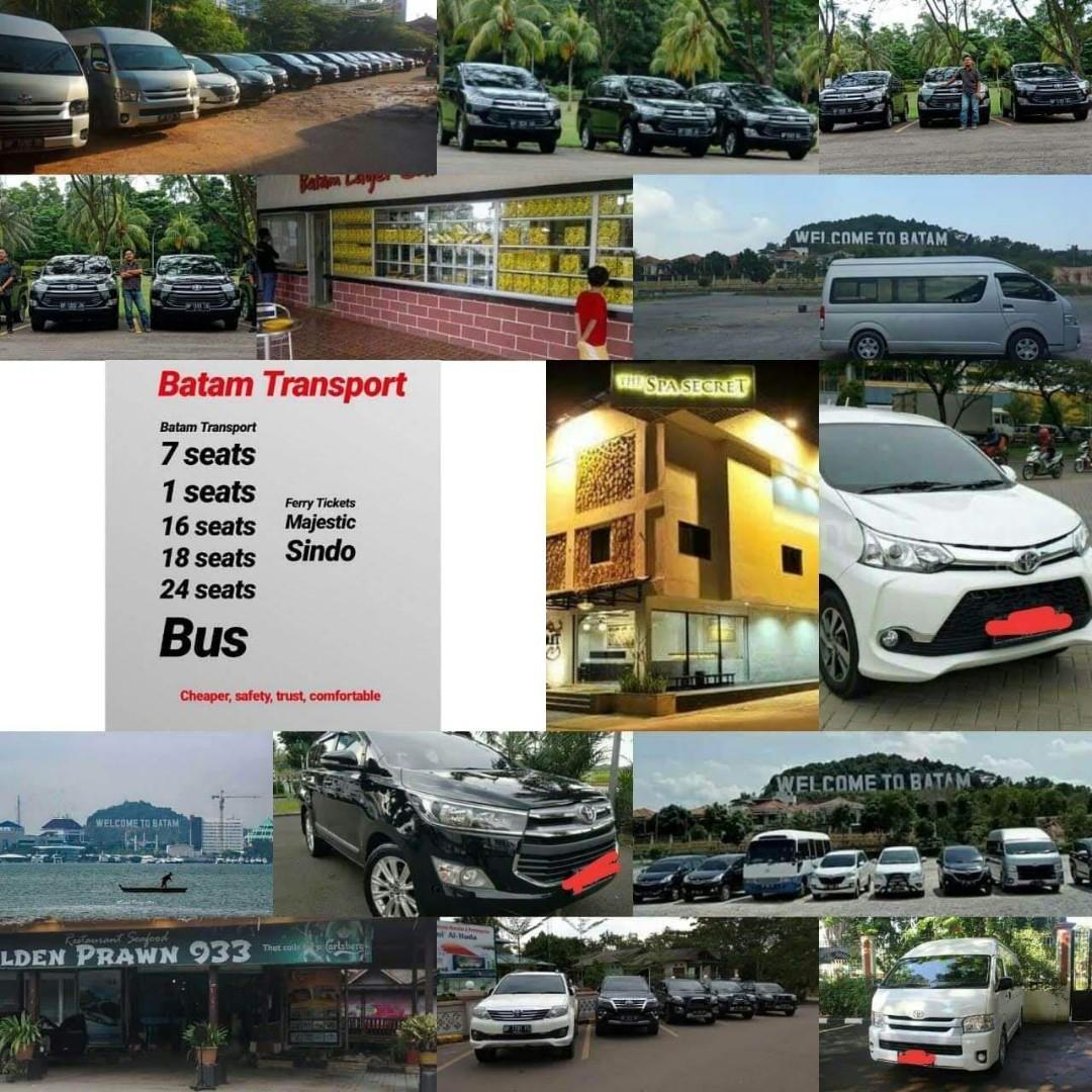 Car rental with driver batam / https://wa.me/6281371600616?text=Hallo