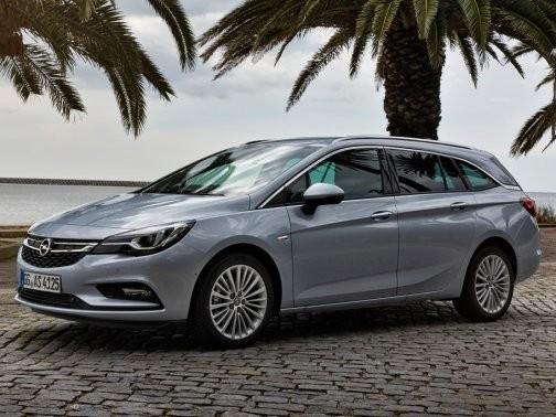 (Charles) Opel Astra K Wagon Petrol Turbo like new for car rental