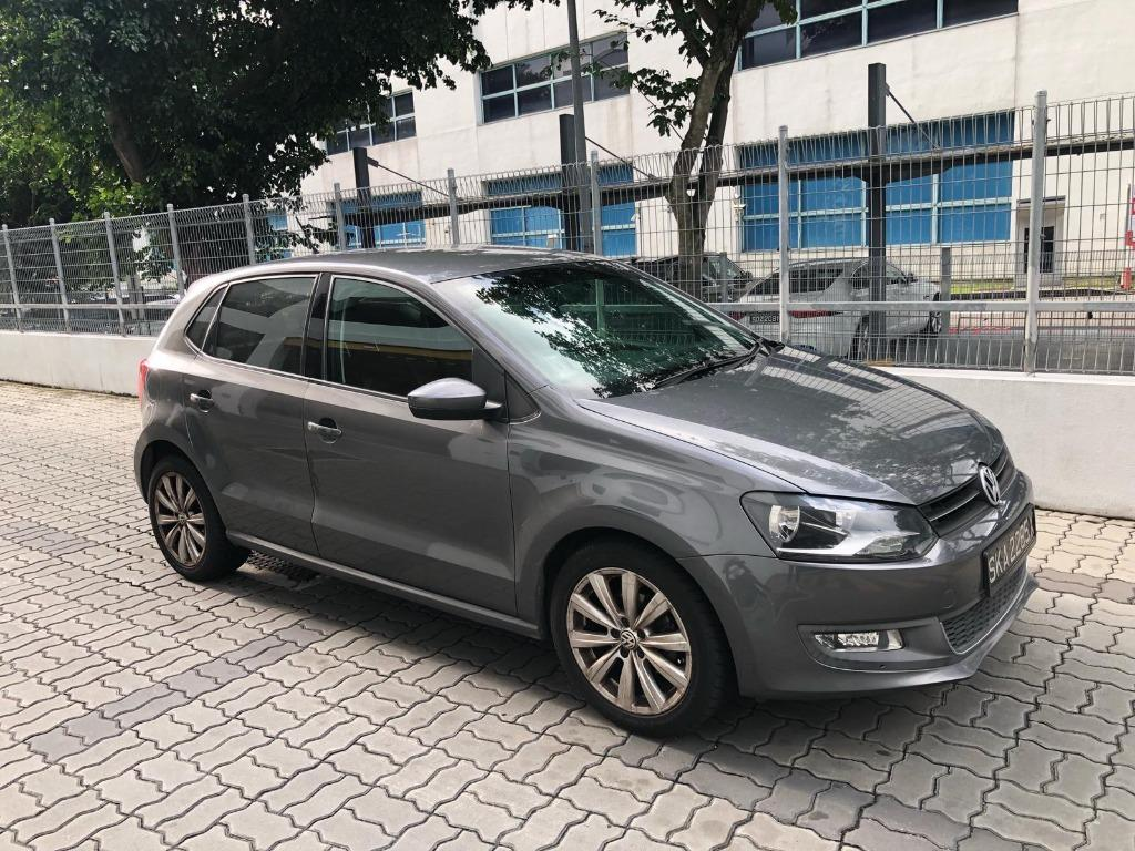 *CHRISTMAS PROMOTION*FREE RENTAL NO UPFRONT RENTAL.Volkswagen Polo 1.2a