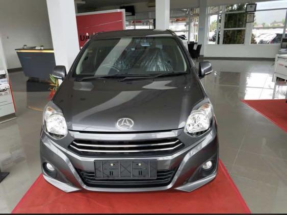 Daihatsu Ayla DP MURAH mulai 5 jutaan. Daihatsu Pamulang