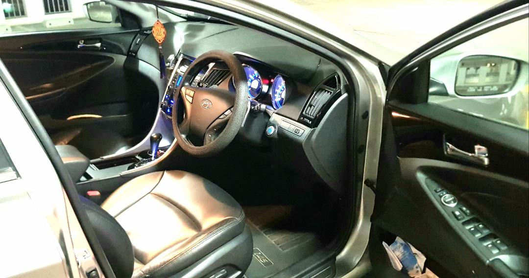Hyundai i45 2.4 GLS Auto