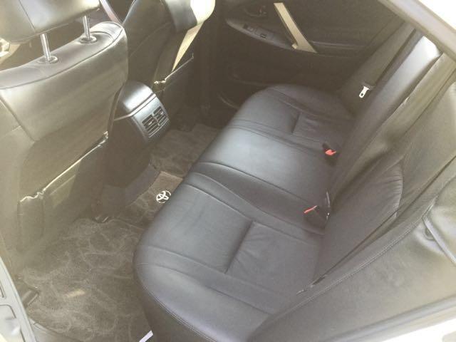 Jc car  2010年Toyota Camry 2.4L 頂級G版 電動椅 安卓機 天窗 定速 一手車庫車 稀有白色原漆