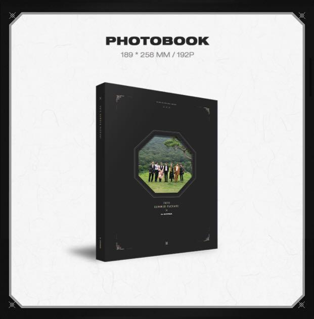 [LF/WTB] BTS Summer Package 2019 w/o Drawing Diary