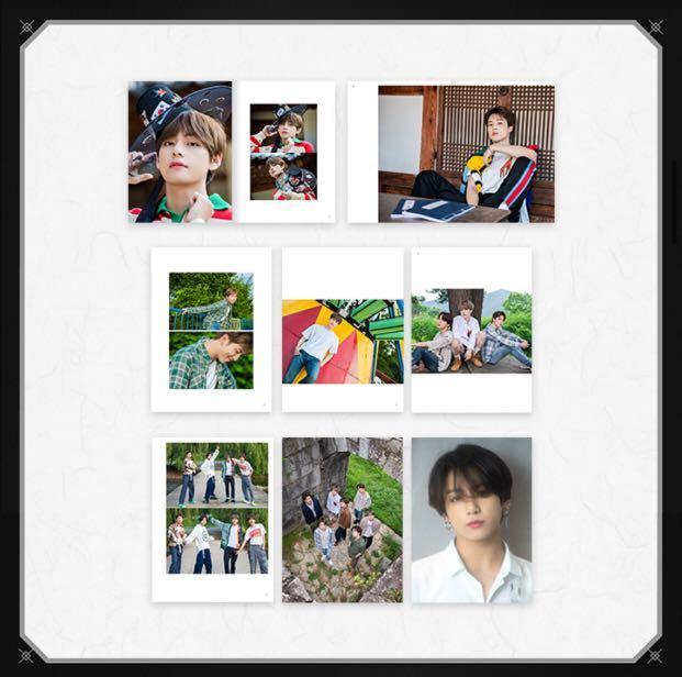 [LF/WTB] BTS Summer Package 2019 w/o Drawing Diary & Folding Posters