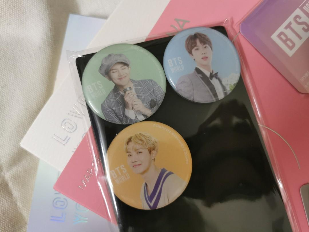 [Loose] BTS World OST Album Limited Edition Package