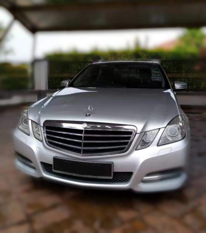 MERCEDES BENZ E250 CAR RENTAL,AIR PORT TRANSIT,VVIP PICK UP,MEETING