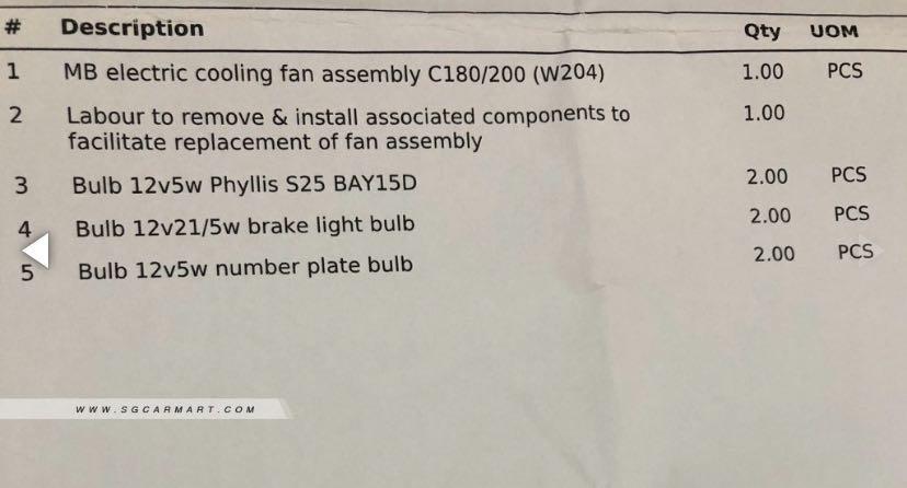 Mercedes-Benz C180 Kompressor (A)