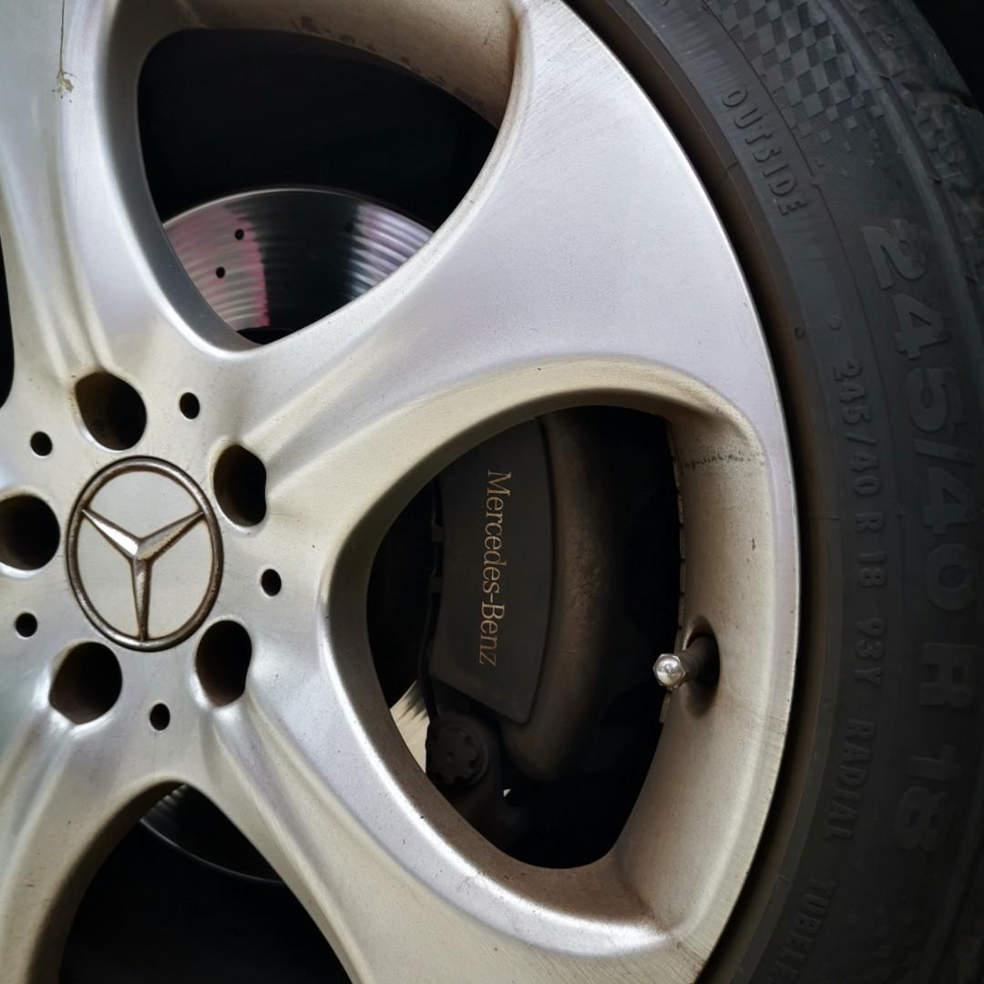 Mercedes-Benz E250 CGI AMG Line Coupe Auto