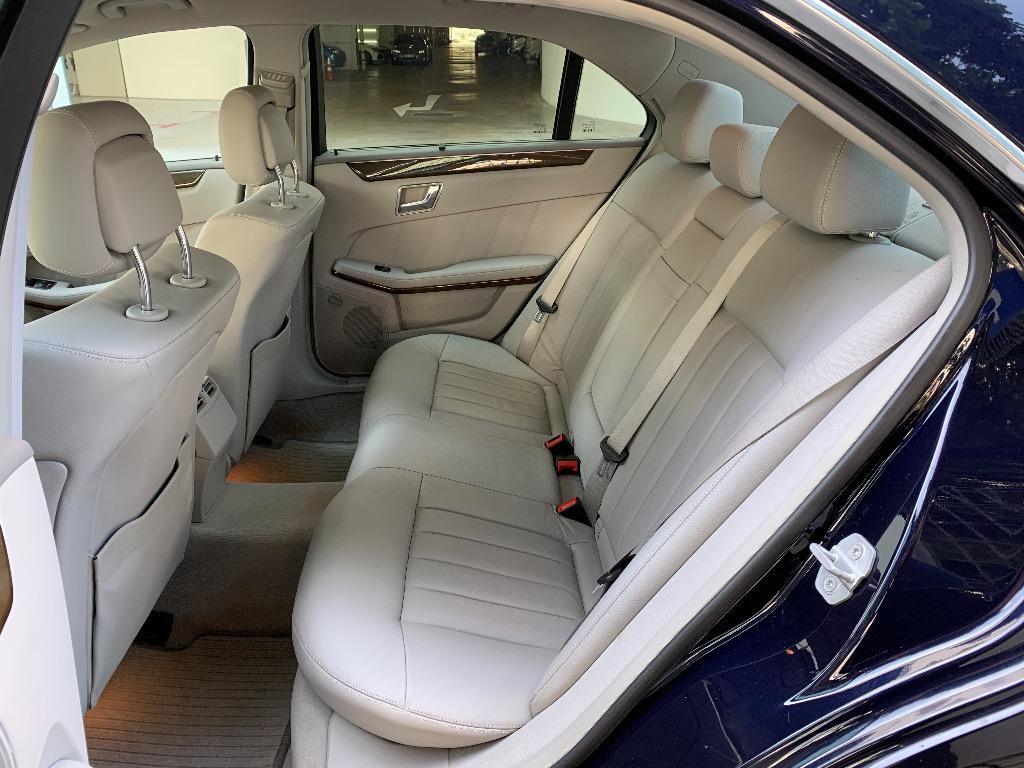 Mercedes-Benz E-Class E250 CGI BlueEfficiency Elegance Auto
