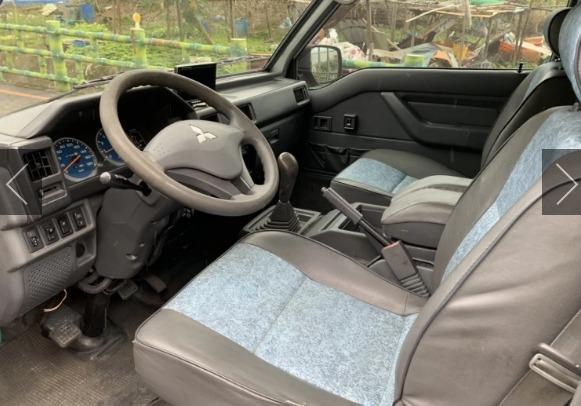 Mitsubishi  Delica廂車  2014款  手排 2.4L