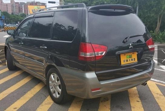 Mitsubishi  Savrin  2004款  自排 2.0L