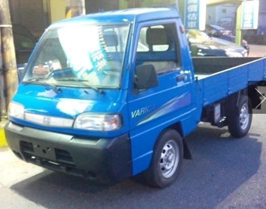 Mitsubishi 威力/Varica  2002款  自排 1.2L