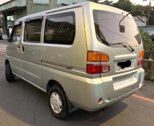 Mitsubishi 菱利/Veryca 2008款  手排  1.2L
