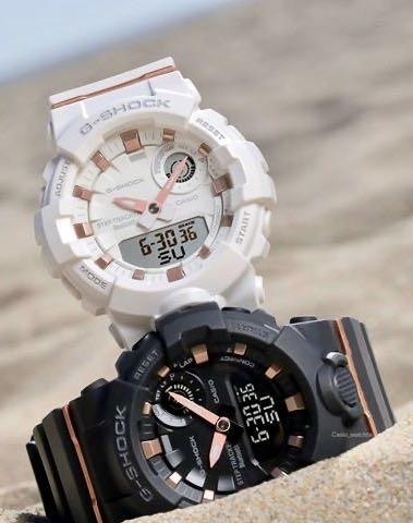 NEW🌟BLUETOOTH : GSHOCK UNISEX SPORTS WATCH : 100% ORIGINAL AUTHENTIC CASIO G-SHOCK : GMA-B800-9ADR / GMA-B800-9A / GMAB800-9A / GMA-800-9A / GBA-800-9A (LIMELIGHT-PEPPERMINT)