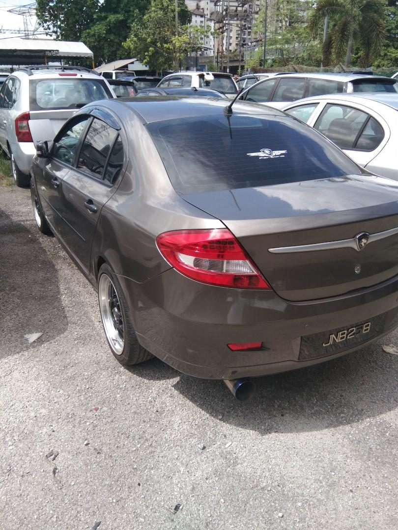 PROTON PERSONA 1.6(M) YEAR 2011  Blacklist can loan