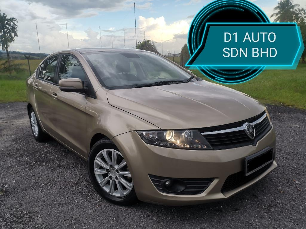 "PROTON PREVE 1.6 AT CFE TURBO ,1OWNER,ORIGINAL PAINT,16""SPORT RIM,MICHELIN TIRE,PADDLE SHIFT"