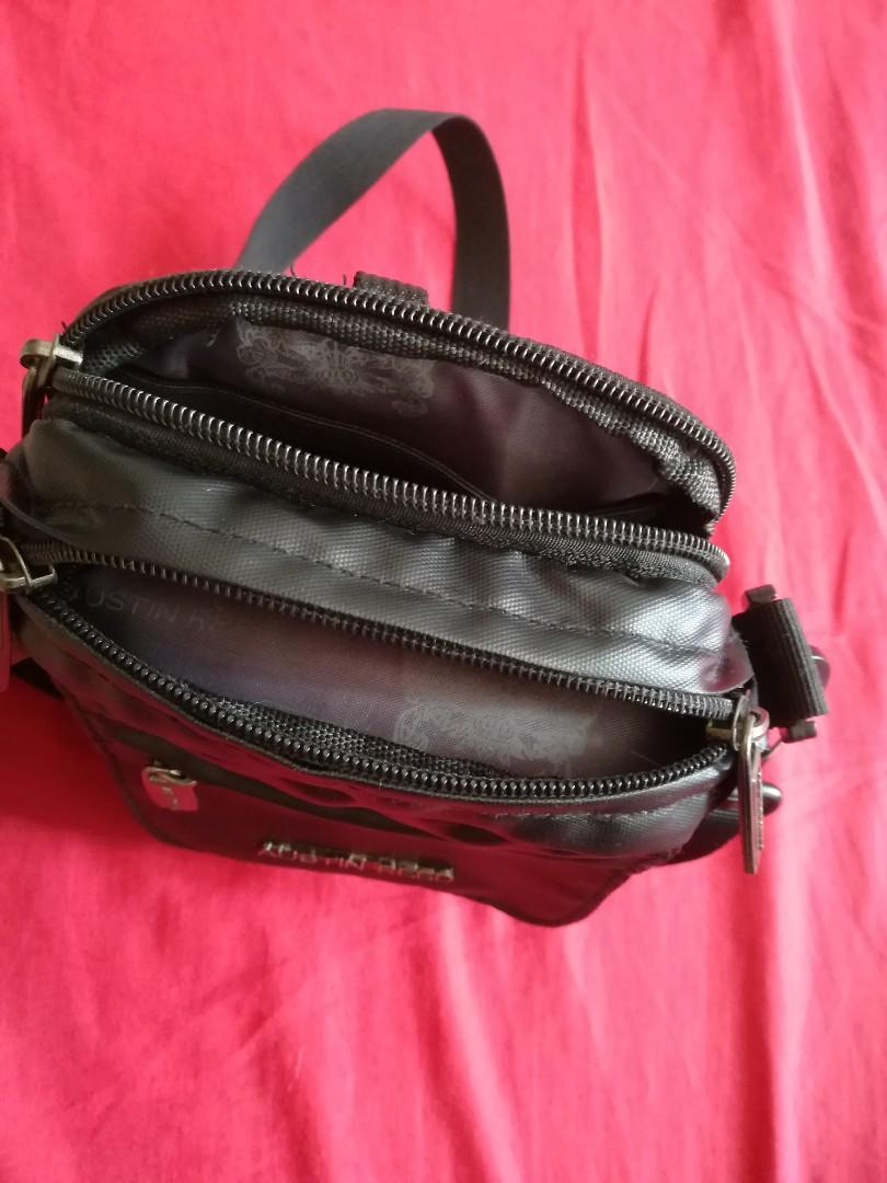 Sling Bag Austin Reed Men S Fashion Bags Wallets Sling Bags On Carousell