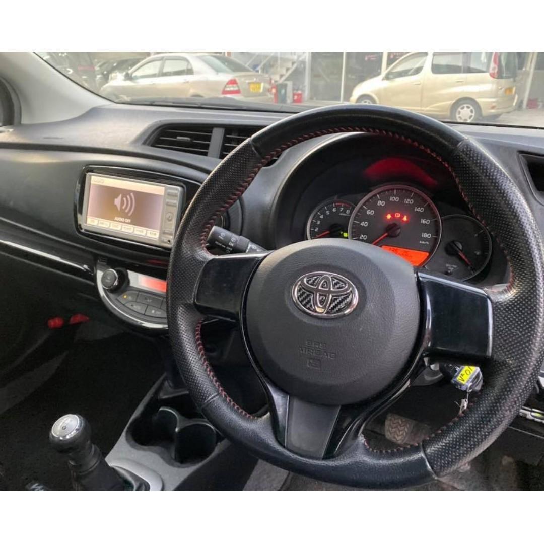 Toyota Vitz Rs Modelista 1.5 - 2011